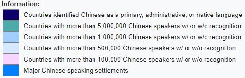 clube de chines legenda do mapa Clube de Chinês