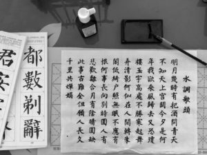Como seria o seu nome em chinês?